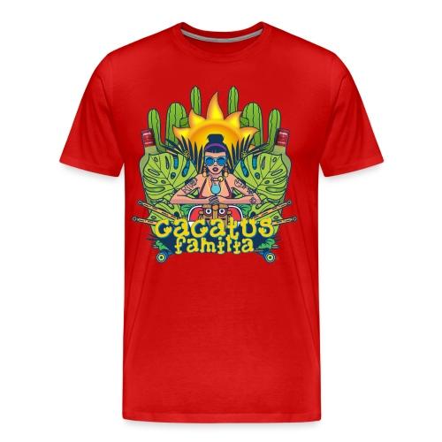 SUMMERFEST 2016 - Mannen Premium T-shirt