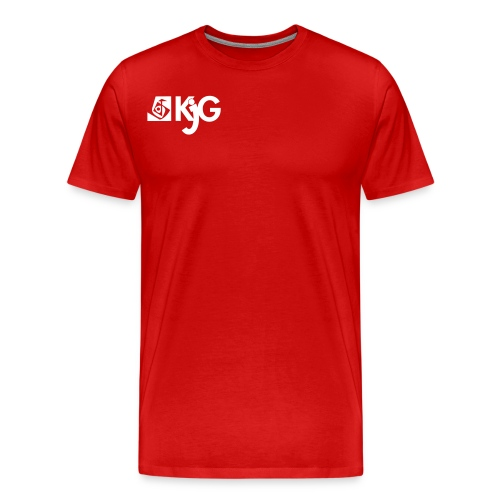 kjglogo 10 - Männer Premium T-Shirt