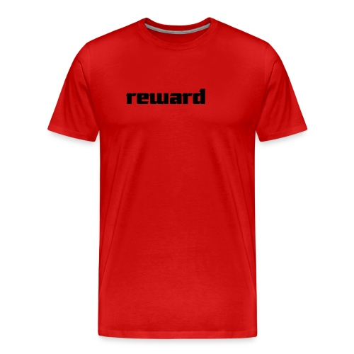 reward black logo - Men's Premium T-Shirt