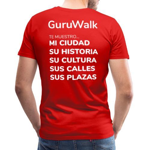 Te muestro mi ciudad - Camiseta premium hombre