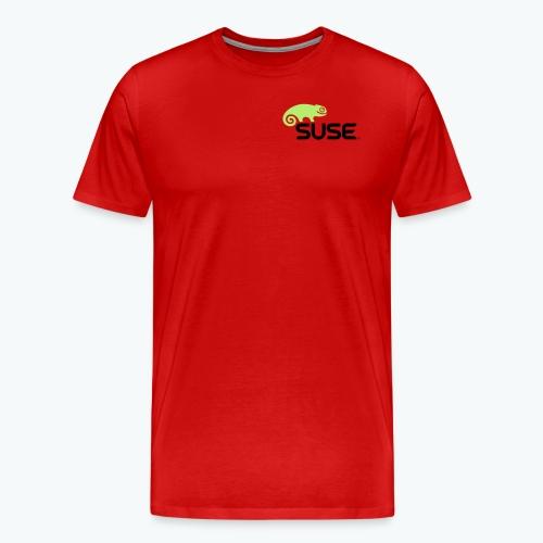suse logo rgb - Männer Premium T-Shirt