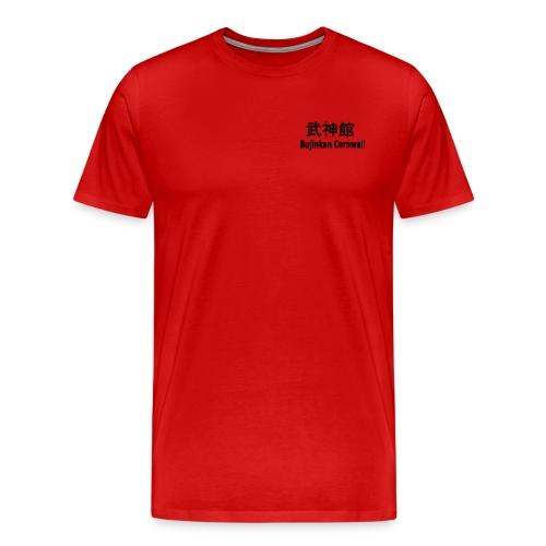 Bujinkan Cornwall - Men's Premium T-Shirt