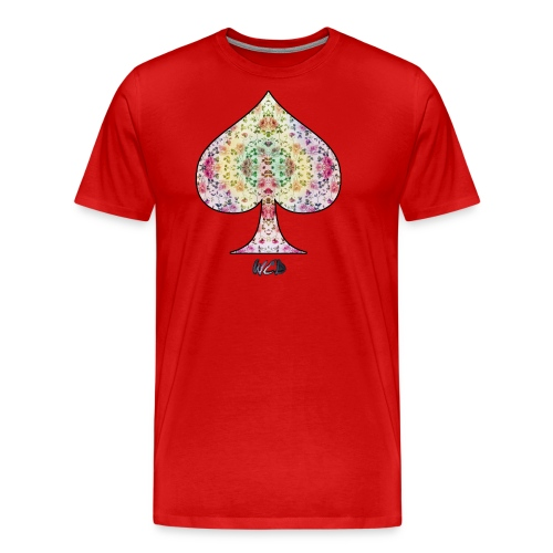 flowers png - T-shirt Premium Homme