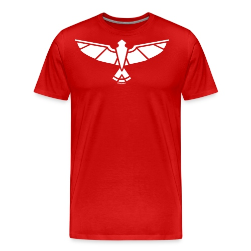 Eagle Logo W: SiLee Films - Men's Premium T-Shirt
