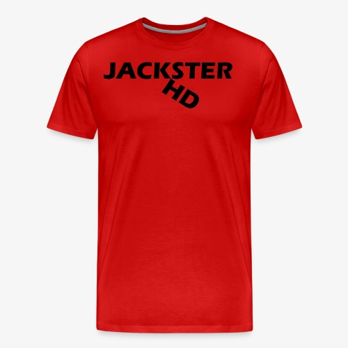 jacksterHD shirt design - Men's Premium T-Shirt