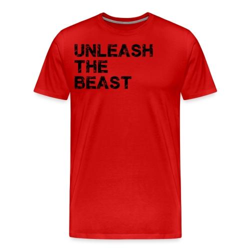 UnleashTheBeast - T-shirt Premium Homme