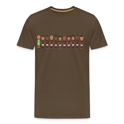 Milanisti 2013 - Men's Premium T-Shirt