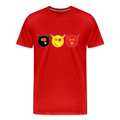 Belgium - Mannen Premium T-shirt