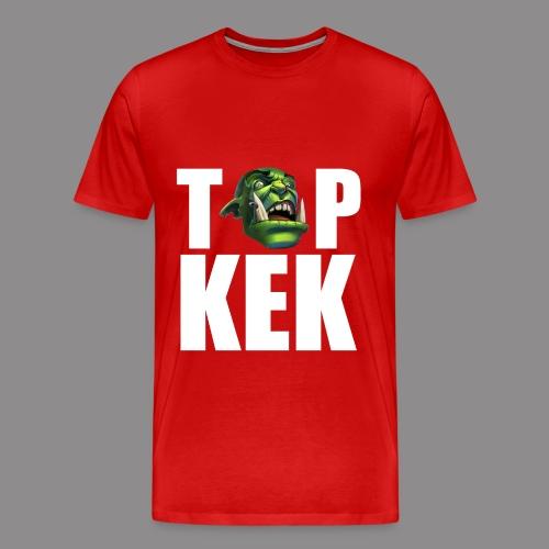 Top Kek bila - Men's Premium T-Shirt