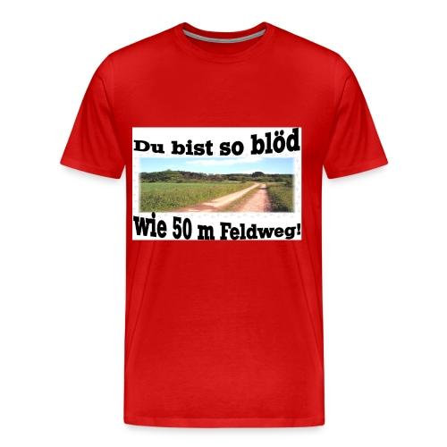 o120281 - Männer Premium T-Shirt