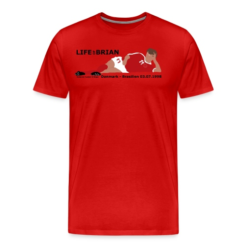 Life of Brian - Herre premium T-shirt