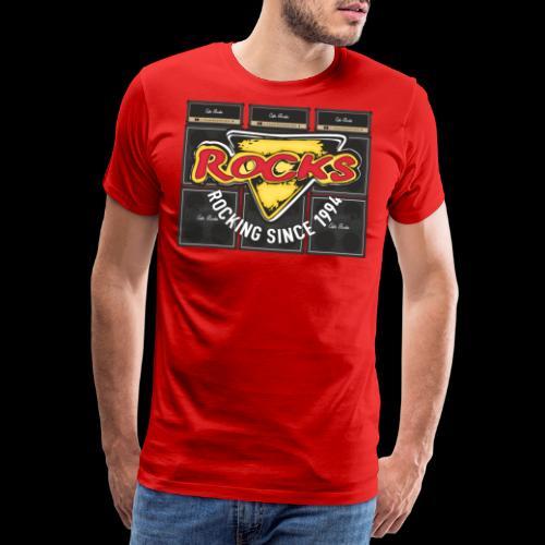 Stacks - Mannen Premium T-shirt