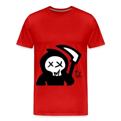 Dead McKoy Con Relleno - Camiseta premium hombre
