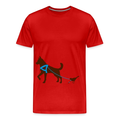Blinde Vink - Mannen Premium T-shirt