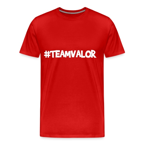 Team Valor T-Shirt - Men's Premium T-Shirt