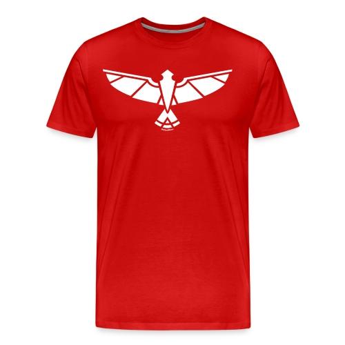 Eagle Logo W: SiLee Films - Men's Premium T-Shirt