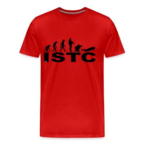 ISTC NOIR - T-shirt Premium Homme