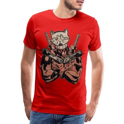 The Clockworks - Luis (colour) - Men's Premium T-Shirt