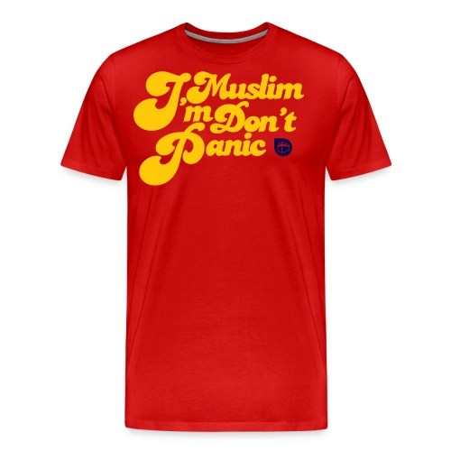immulimdontpanik 2 - Men's Premium T-Shirt