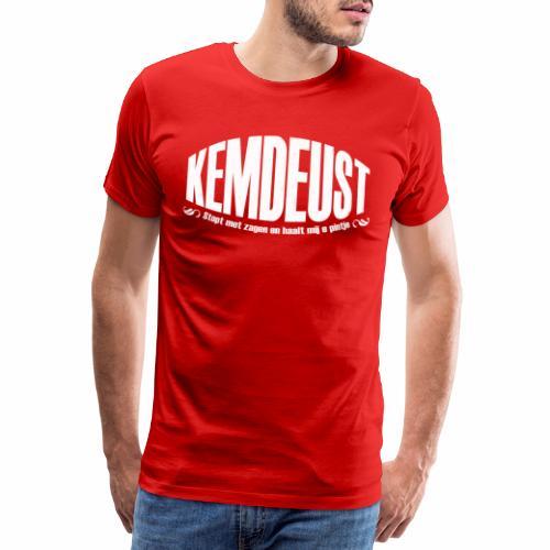 Kemdeust - Mannen Premium T-shirt