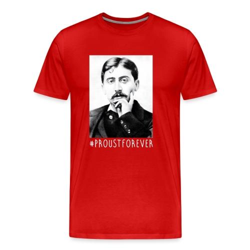 # Proust For Ever White - T-shirt Premium Homme
