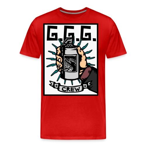 gggranade - Miesten premium t-paita