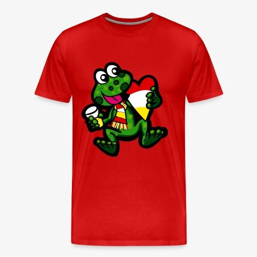Oeteldonk Kikker - Mannen Premium T-shirt