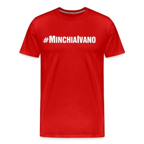 IVANO BIANCA png - Maglietta Premium da uomo