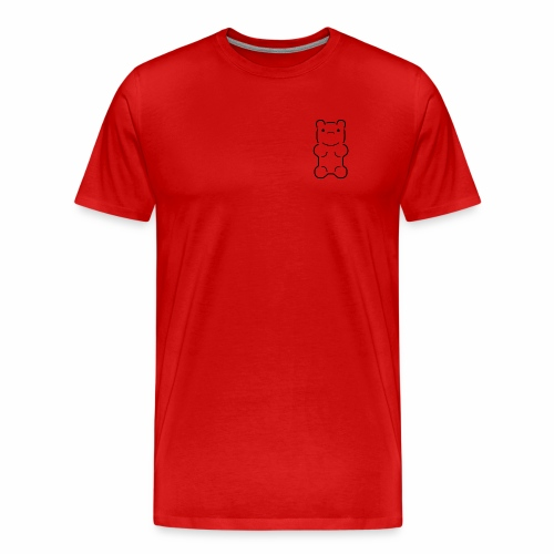 Yummy Bear (mini) - Men's Premium T-Shirt