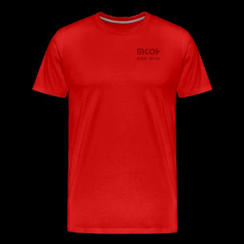 MCOH-Red - Männer Premium T-Shirt
