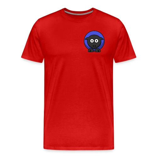 schaap - Mannen Premium T-shirt