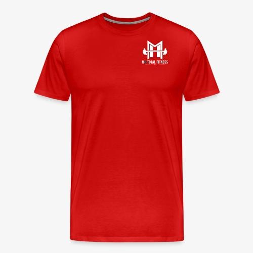 mhtotalfitness - Men's Premium T-Shirt