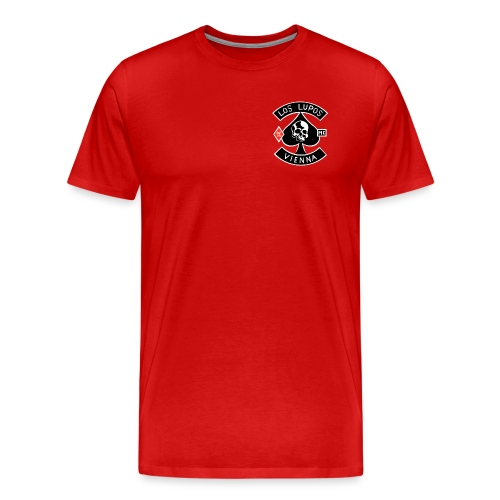 Los Lupos Logo - Männer Premium T-Shirt