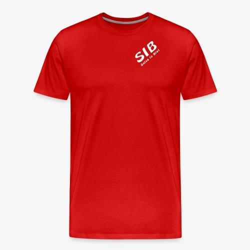 Tanzschule SIB / Salsa In Biel - Männer Premium T-Shirt