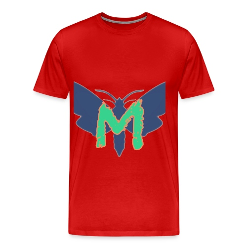 Mothy Ultimatum Logo - Men's Premium T-Shirt