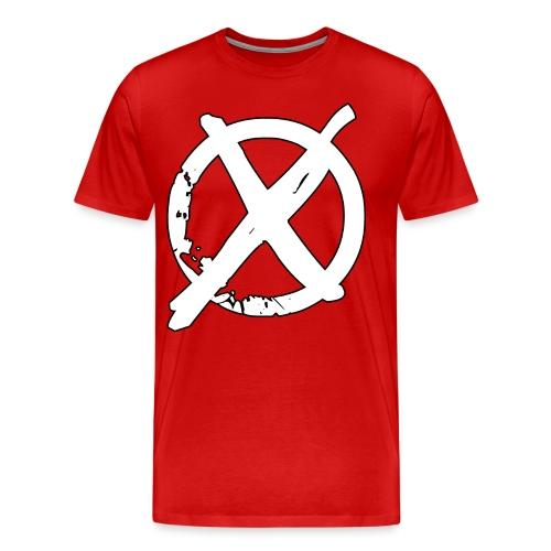Tony Cole - Modern Straight Edge - Men's Premium T-Shirt
