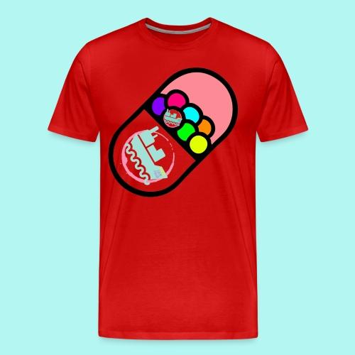 PILDORA DH - Camiseta premium hombre