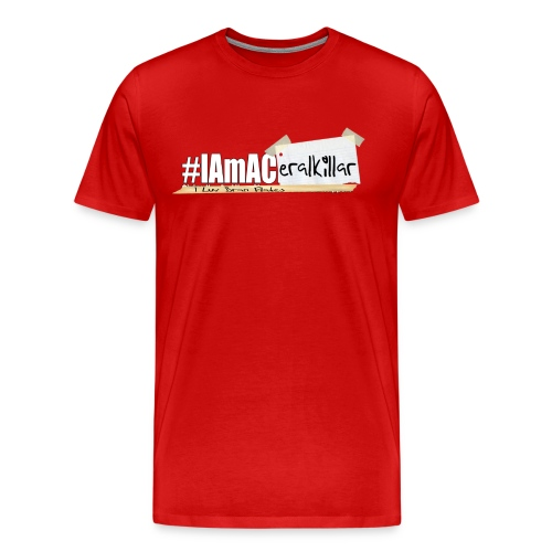 #IAmACerealKiller - Men's Premium T-Shirt