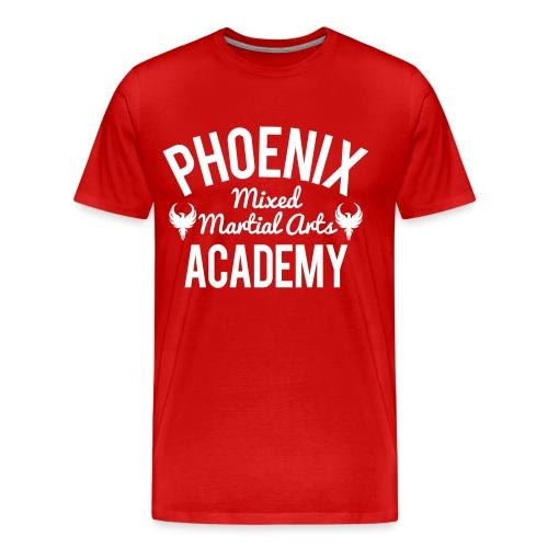 retrophoenixmma - Men's Premium T-Shirt