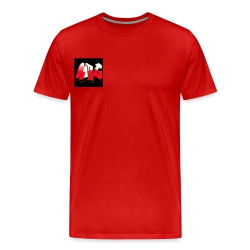 MiniRageGamer Official Merchandise - Men's Premium T-Shirt