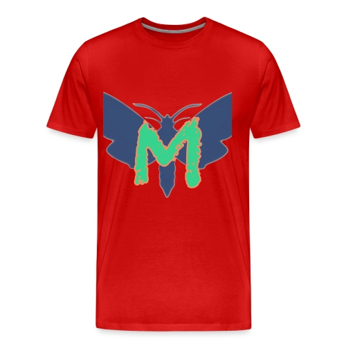 Mothy Ultimatum Logo - Men's Premium T-Shirt