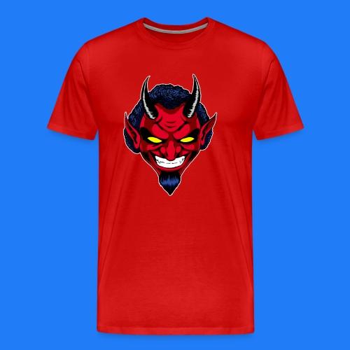 DEMON HEAD by Agill - T-shirt Premium Homme