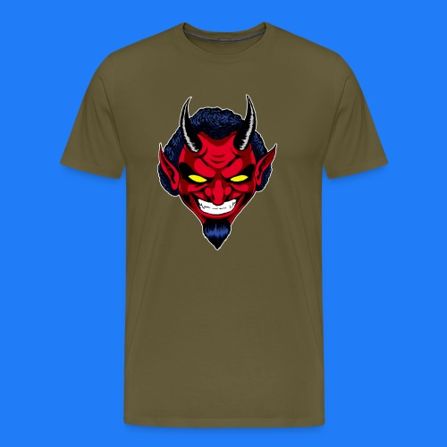 DEMON HEAD by Agill - T-shirt Premium Homme