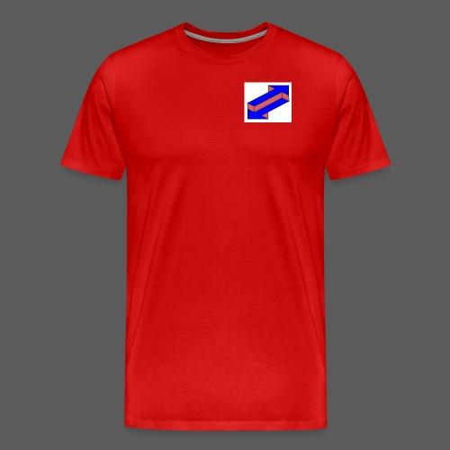 Frecce - Maglietta Premium da uomo