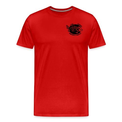 Double logo double - T-shirt Premium Homme