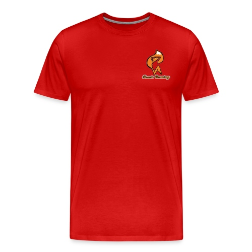 foxxie gaming logo 2 - Men's Premium T-Shirt