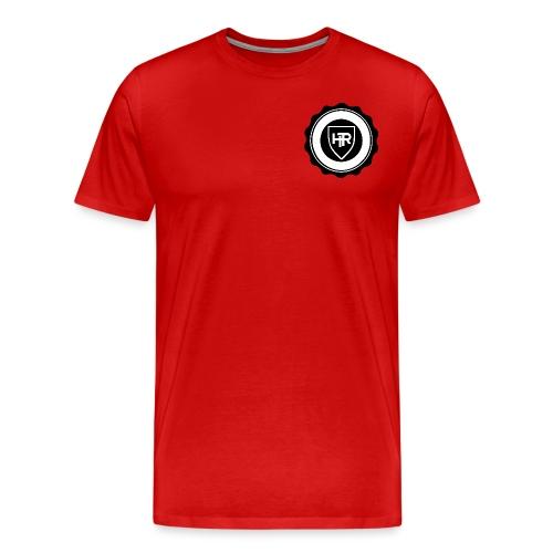HR logo INC - T-shirt Premium Homme