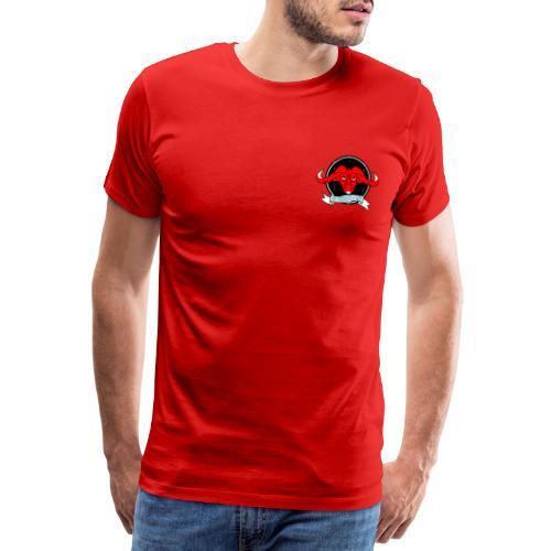 logo BONSIBOY1 - Mannen Premium T-shirt