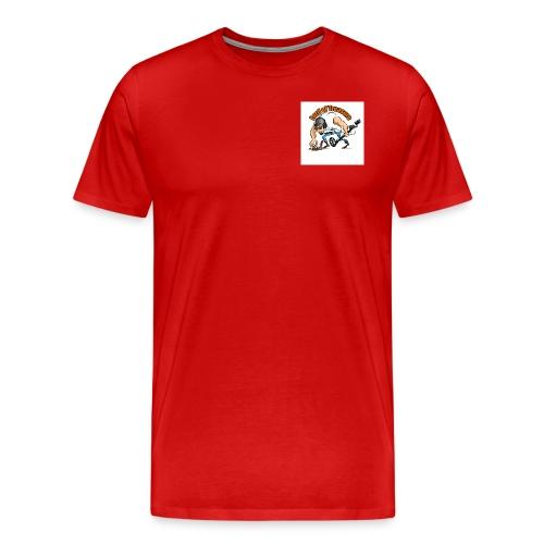 Lord of Treasure Abenteuer Logo - Männer Premium T-Shirt