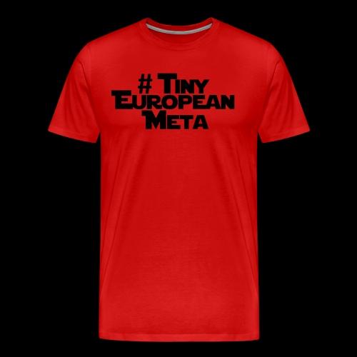 TEM Black - Men's Premium T-Shirt